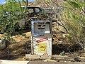 U.S. Route 66 in Arizona - petrol pump with automobile.jpg