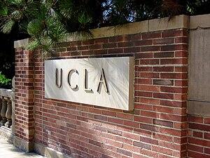 UCLA Entrance