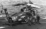 UH-2B of HC-2 on USS Independence (CVA-62) c1968.jpg