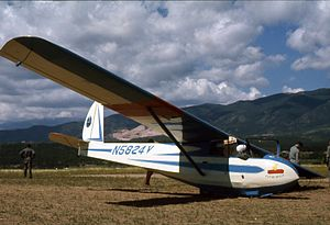 Schweizer SGU 2-22 - A Schweizer 2-22E (TG-2) of the US Air Force Academy