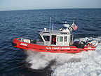 Defender class boat