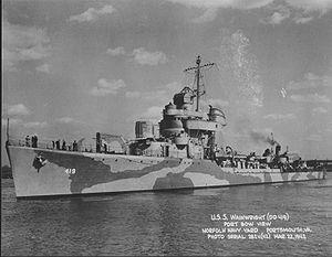 USS Wainwright (DD-419)
