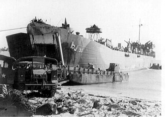USS LST-31 - Image: USS Addison County