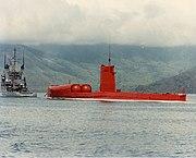 USS Grayback (SSG-574) sink