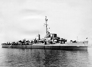 USS <i>Janssen</i> (DE-396)