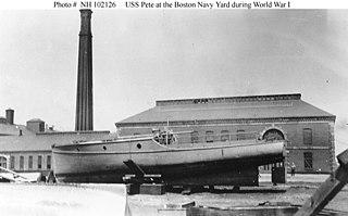 USS <i>Pete</i> (SP-596)