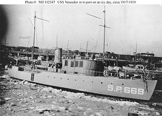 USS <i>Vencedor</i> (SP-669)
