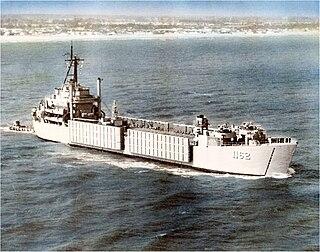 USS <i>Wahkiakum County</i> (LST-1162)