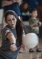 US Navy, Coast Guard Wounded Warrior competitors compete for Team Navy position 150312-F-AD344-438.jpg