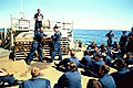 US Navy 020601-N-9022M-002 USS Frederick - force protection training.jpg