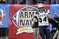 US Navy 081206-N-6266K-453 U.S. Naval Academy outside linebacker Ram Vela walks back to the line of scrimmage after a play during the 109th Army-Navy college football game at Lincoln Financial Field in Philadelphia.jpg