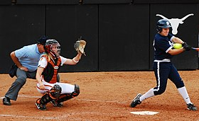Image illustrative de l'article Softball