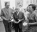 Uitreiking Anna Blamanprijs en Hendrik Chabotprijs 1967.jpg