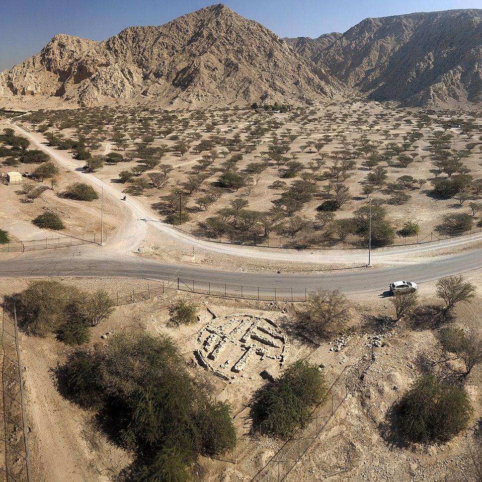 Umm Al Nar type tomb, Shimal