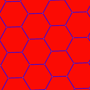Uniform tilings in hyperbolic plane - Image: Uniform tiling 63 t 0