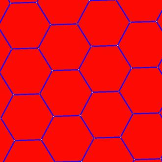 Uniform tilings in hyperbolic plane - Image: Uniform tiling 63 t 0