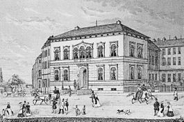 Union am Wall - Bremen - um 1845.jpg