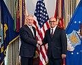 United States Secretary of Defense Jim Mattis meets with Portugal's Defense Minister José Azeredo Lopes 170912-D-GY869-049 (36999750836).jpg