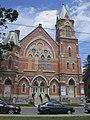Universal Preservation Hall, Washington St., Saratoga Springs NY (1871) (9072055936).jpg