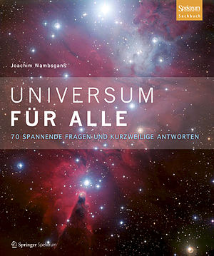 Science outreach - Image: Universum für Alle New book showcases ESO images