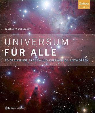 Science outreach - Universum für Alle: 70 short popular lectures at Heidelberg University.
