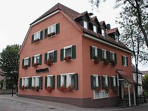 Untereisesheim - Town hall