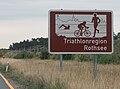 Unterrichtungstafel Triathlonregion Rothsee (2009).jpg