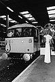Unveiling of 'The London School of Economics' British Rail Electric Locomotive, Euston Station, 3 October 1985 (4417476050).jpg