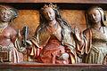 Ursula-Fries Ausschnitt eines Eichenholzfrieses 15-Jh ehem Kloster Marienborn Burbach.JPG