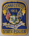 Usa - connecticut - state police.JPG