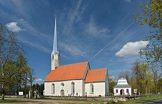 Väike-Maarja - Väike-Maarja church