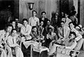 Vũ Thiện Tấn và đồng nghiệp - Ủy ban hành chính Đà Nẵng - 1945.jpg