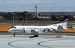 VH-PRX - Saab 340B - Regional Express (31265834754).jpg