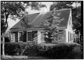 VIEW FROM THE SOUTHEAST - Richard Rich House, South Pamet Road, Truro, Barnstable County, MA HABS MASS,1-TRU,42-1.tif