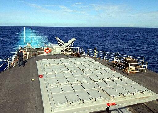 VLS MK41 СG-70 Lake Erie20080218