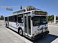VTA bus 9901 at Borregas Station.jpg
