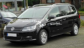 Image illustrative de l'article Volkswagen Sharan