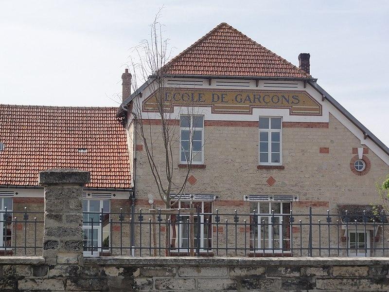 Vailly-sur-Aisne (Aisne) École