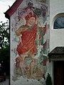 Valdaora di Mezzo-Mitterolang, San Egidio, frescos 001.JPG