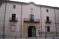 Valladolid Palacio Vivero fachada lou.jpg