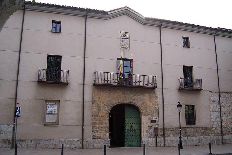 File:Valladolid Palacio Vivero fachada lou.jpg