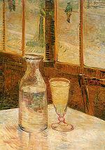 Still Life with Absinthe (1887)