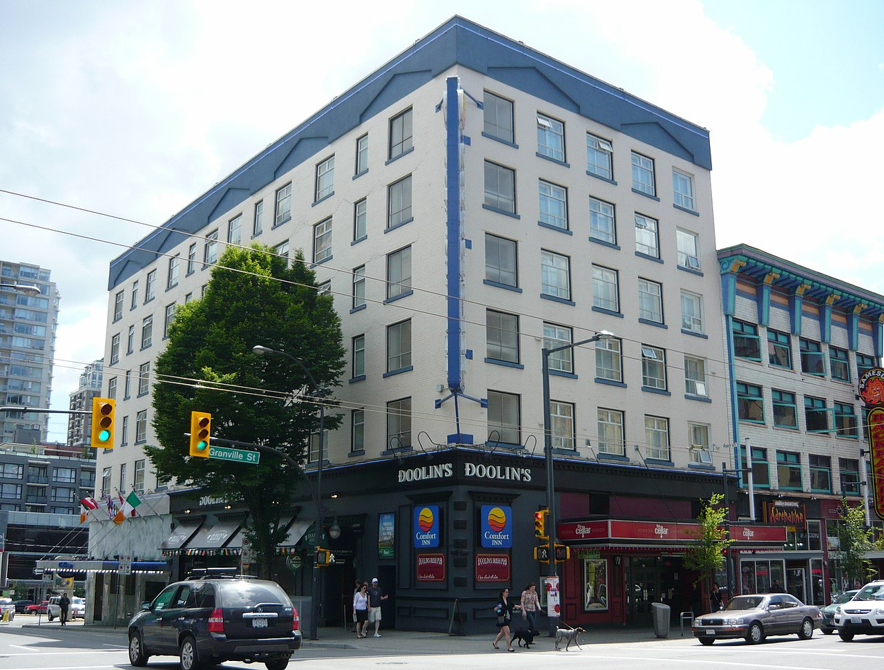 Hotel Comfort Inn Longueuil