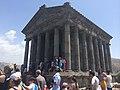 Vardavar 2014 at the Garni Temple 2.jpg