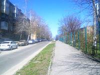 Vasily Zhukovsky lane in Kyiv.jpg