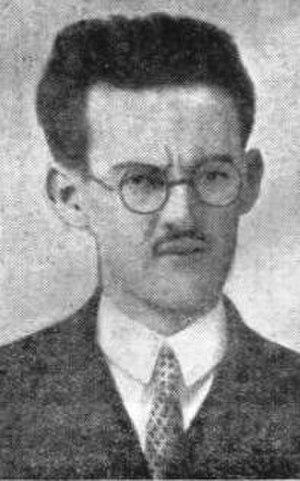 Vasja Pirc - Vasja Pirc in the 1920s