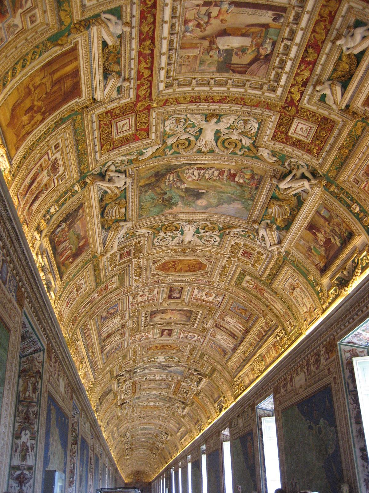 Galer a arquitectura wikipedia la enciclopedia libre for Modelos de techos para galerias