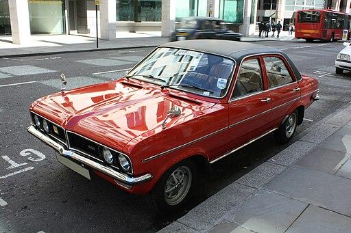 Vauxhall HC Viva 1300 GLS Front