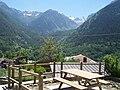 Veduta da arpaouza, castello, frazione di pietraporzio. Cuneo - panoramio.jpg