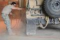 Vehicle maintenance at Forward Operating Base Loyalty DVIDS131298.jpg